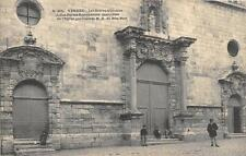 CPA 85 LES SABLES D´OLONNE JOLIES PORTES RENAISSANCE (dos non divisé)