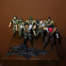 3.75 inch Military Soldier Action Figure Lot