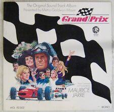Maurice Jarre Garner Montand 33 Tours Grand Prix 1966 Italie