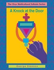 A Knock At The Door (The Oryx Multicultural Folktale Series)-ExLibrary