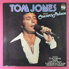 Tom Jones - Live At Caesar's Palace - MFP-50351 Ex+ Condition A1/B1 - Delilah