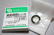 Fujifilm GW690 GS645 Camera Eyepiece Diopter -2.5D Correction Lens