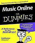 Music Online For Dummies (For Dummies (Computers)) by Kushner, David
