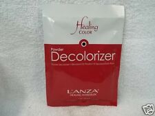 LANZA Healing Hair Color Professional DECOLORIZER Powder Bleach ~ 1 oz Packets!!