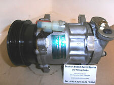 MG ROVER AIR CONDITIONING COMPRESSOR KS1.1241 TSP0155177 1011 JPB100770 92020107