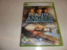 XBox 360  Blazing Angels: Squadrons of WWII