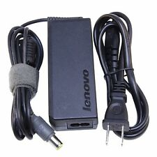 20V 3.25A 65W AC Adapter Laptop Charger Power Supply Cord for Lenovo ThinkPad