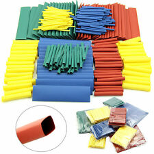 New 280pcs 2:1 Polyolefin Heat Shrink Tubing Tube Sleeving Wrap Wire Kit Cable