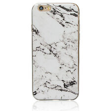 Marble Pattern Gel Silicone TPU Case Cover For Apple iPhone 6 Plus/6s Plus 2#