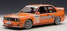 AUTOART BMW M3 DTM 1992 Jagermeister Hahne #19 1:18 *New*Almost Sold Out!