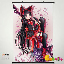 Gate Rory Mercury Home Decor Poster Wall Scroll Anime Japanese GE025