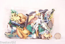 """Under the Sea"" OCEAN LIFE SHARK Creatures Animals 90 PARTY FAVORS FIGURES PRIZE"