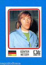 WORLD CUP STORY Panini - Figurina-Sticker n. 71 - NETZER -BRD-MONACO 74-New
