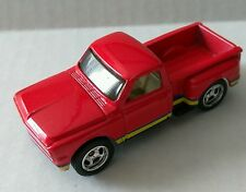 HOTWHEELS 1/64 SCALE DIE CAST 1969 CHEVROLET C10 STEPSIDE PICK UP REAL RIDER