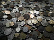 125 English British and world 125 mixed of coins free post lots more in my shop
