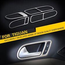 VW Tiguan inox spazzolato Telaio per Maniglie TDI TSI Rline