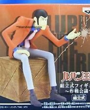LUPIN III - Planning Meeting: Lupin Pvc Figure Banpresto