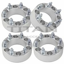 "(4) 1.50"" Toyota Wheel Spacers Fits 4 Runner FJ Cruiser Pickup Tacoma Tundra"