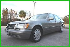 1995 Mercedes-Benz S-Class S420 V8 W140 IMMACULATE FLORIDA NO RESERVE!!