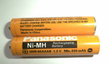 Compatible 2 x AAA 1.2V Ni-MH 630mAh Battery for Panasonic Cordless Phone
