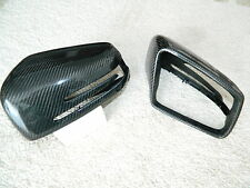 Mercedes Benz Carbon Spiegelkappen Echt Carbon Mirror AMG Spiegel Replacements