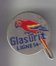RARE PINS PIN'S .. ANIMAL OISEAU BIRD PERROQUET PARROT GLASURIT PEINTURE AUTO~CX
