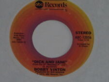 "BOBBY VINTON -Dick And Jane- 7"" 45"
