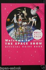 Welcome to the Space Show Official Guide Book 2010