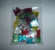 (30) ATC Automotive Fuse Combo Pack 10,15,20,25,30 and 40 Amp 5 of Each Size