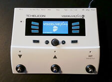 TC Helicon Voicelive Play GTX vocal and guitar multi effects processor