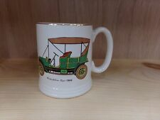 Lord Nelson Potter Handcrafted in England Franklin Car 1906 Beer Stein