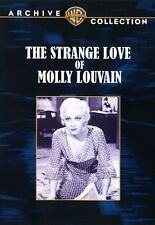 Strange Love of Molly Louvain (2010, DVD NIEUW) BW/DVD-R