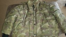 Men's State Property Winter Coat Camo. REAL FUR, Beanie Seagal Rocawear