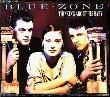 BLUE ZONE - THINKING ABOUT HIS BABY - 3 INCH 8 CM CD MAXI [1430]