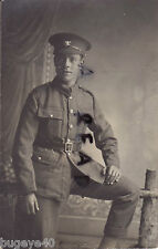Soldier Pte Royal Wiltshire Imperial Yeomanry ? Denbighshire Imperial Yeomanry