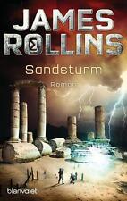 Sandsturm - SIGMA Force von James Rollins (2016, Taschenbuch)