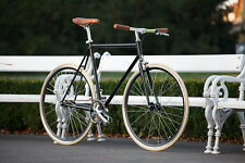 "WOO HOO BIKES - CLASSIC 21.5"" - Fixed Gear Bicycle, Fixie, One Gear, Track Bike"