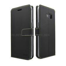 For iPhone Galaxy LG Luxury Leather Dual Layer Hidden Pocket Case Cover Stand