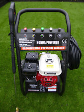 NEW HONDA HIGH PRESSURE WASHER 5.5HP GX 160.GURNEY.WATER CLEANER . SELF-SUCTION