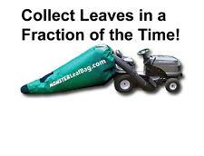 Bolens LawnTractor Bagger, Huge Riding Mower Bag, Fast, Easy, Monster Leaf Bag