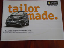 Smart Brabus Tailormade brochure Mar 2012