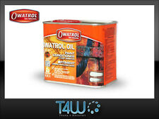 OWATROL Oil penetrating rust inhibitor paint additive penetrator / 0.5L
