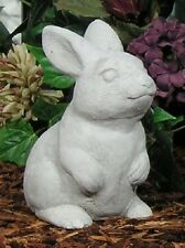Chubby Baby Easter Bunny Mini Lop Rabbit Latex Fiberglass Mold Concrete Plaster