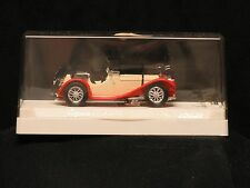Solido #4002 1938 Jaguar SS 100 in Red/Creme- NEW-Mint  OB