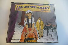 LES MISERABLES RACONTE AUX ENFANTS D'APRES VICTOR HUGO. 2 CD PAR GUY TREJAN.