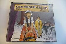 LES MISERABLES RACONTE AUX ENFANTS D'APRES VICTOR HUGO. 2 CD PAR GUY TREJAN.