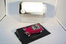 UNIVERSAL HOBBIES EAGLES RACE PLYMOUTH PROWLER CONVERTIBLE MINT BOXED RARESELTEN