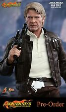 Hot Toys 1/6 MMS374 – Star Wars: The Force Awakens - Han Solo