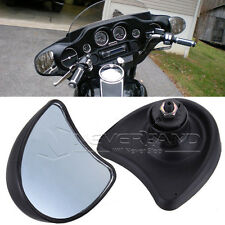 Fits 96-13 Harley Davidson Street Glide FLHX 10mm Fairing Mount Rearview Mirror