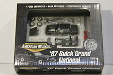 1:64 1/64 1987 87 '87 Buick Grand National in black by ERTL